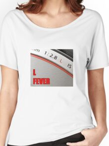 """""""L"""" Fever Women's Relaxed Fit T-Shirt"""