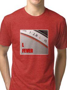 """L"" Fever Tri-blend T-Shirt"