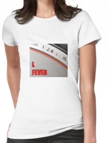 """""""L"""" Fever Womens Fitted T-Shirt"""