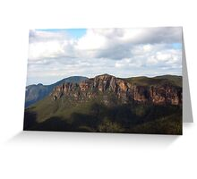 One Crisp Day Greeting Card