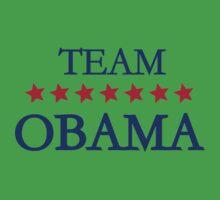 Team Obama Kids Clothes