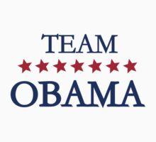 Team Obama by Designzz