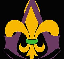Assassin's Creed New Orleans Crest by 13666