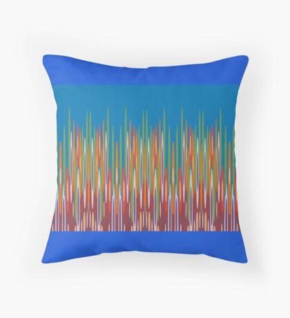 Wheatfields Throw Pillow