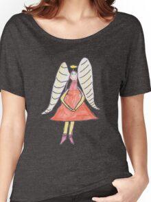 Little Angel Women's Relaxed Fit T-Shirt