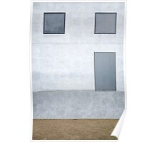 Bauhaus master house I Poster
