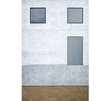 Bauhaus master house I Photographic Print
