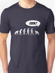 Evolution of Librarian Man T-Shirt