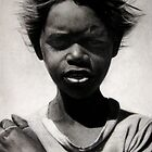 Aboriginal Boy by Rosie Call