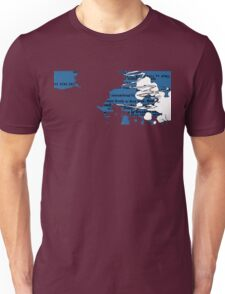 Smoking Spike Spiegel Unisex T-Shirt