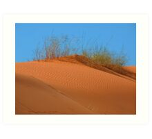 kalahari Dune Art Print