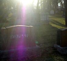 freaky graveyard by Cheryl Dunning