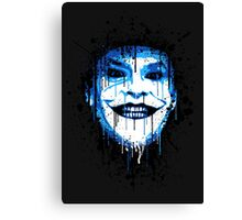 Joker Jack Canvas Print