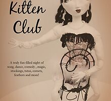 The Kitten Club - Promo Poster by kristajoy