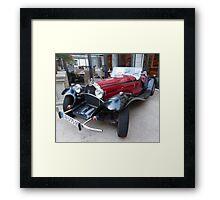 Ultimate Luxury Framed Print