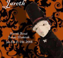 Layrinth of Jareth Poster - Crooked Man   by kristajoy