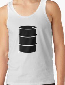 Oil barrel Tank Top