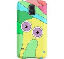 Peaceful Stranger Happy Plain Samsung Galaxy Case/Skin