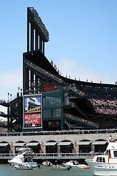Giants stadium 2 days before Barry's hit by jukeboxphoto