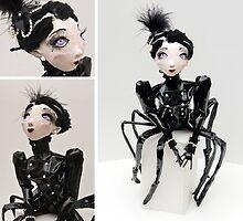 The Charming Miss Nancy by kristajoy