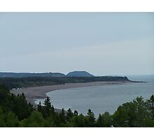 Famous Bay of Fundy Photographic Print