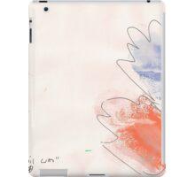 TULIPS THIS WAY(C2012) iPad Case/Skin