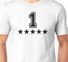 Number 1 Unisex T-Shirt