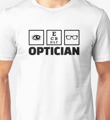 Optician Unisex T-Shirt