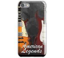 American Legends iPhone Case/Skin
