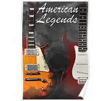 American Legends Poster