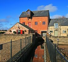 Old Mill, Somerford Keynes by RedHillDigital