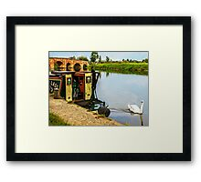 Tranquility. Framed Print
