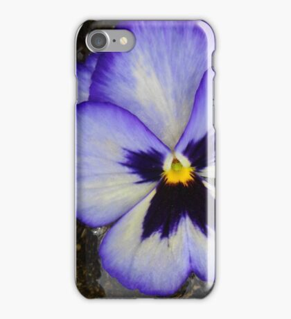 Purple possibly blue  iPhone Case/Skin