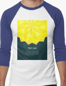 The Sun Men's Baseball ¾ T-Shirt