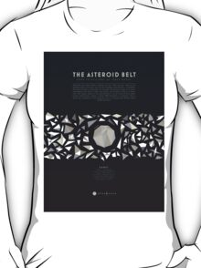 Ceres and the asteroid belt T-Shirt