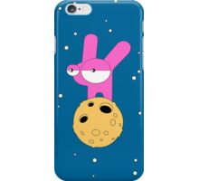Moon Rabbit Moods iPhone Case/Skin