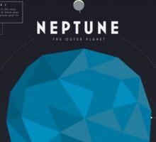 Neptune Sticker