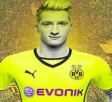 Marco Reus  by Niftycallum
