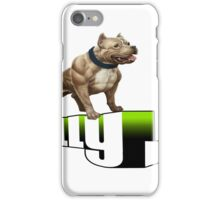 Pit iPhone Case/Skin