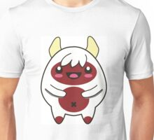 Cute Red Monster Unisex T-Shirt