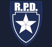 Resident Evil - RPD Officer by LittleDoll
