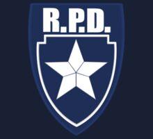 Resident Evil - RPD Officer by Lauren Bowman