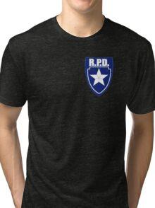Resident Evil - RPD Officer Tri-blend T-Shirt