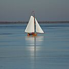 Ice Sailing by Robert Abraham