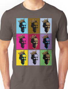 OBAMA WARHOL STYLE Unisex T-Shirt