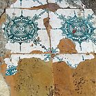 Sidewalk Tiles  by Ethna Gillespie