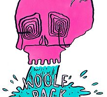 Woolf Pack Logo by taliaAF