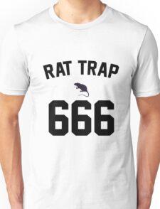Rat Trap 666 Unisex T-Shirt