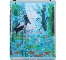 Jabiru Wetlands iPad Case/Skin