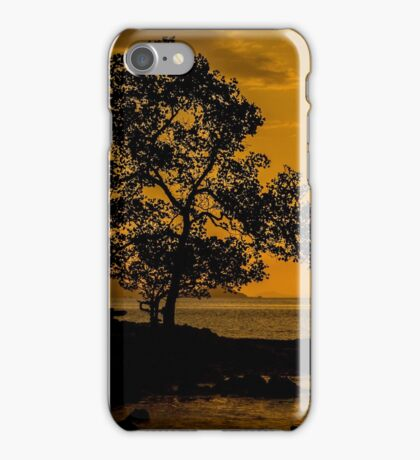 Sunsets and Silhouettes iPhone Case/Skin